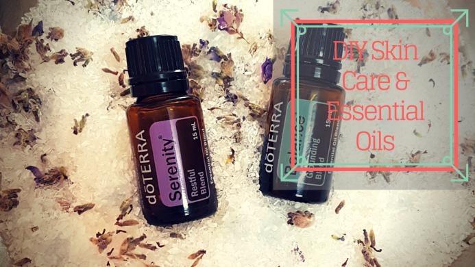 DIY Skin Care & Oils FB Event Pic